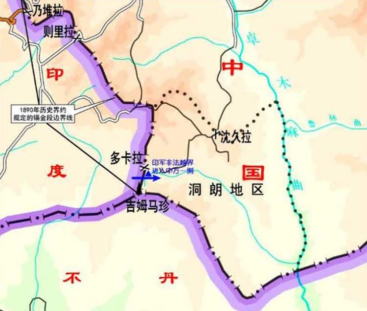 भारतले चीनसँगको विवादित क्षेत्रमा सेना परिचालन गरेपछि तनाव