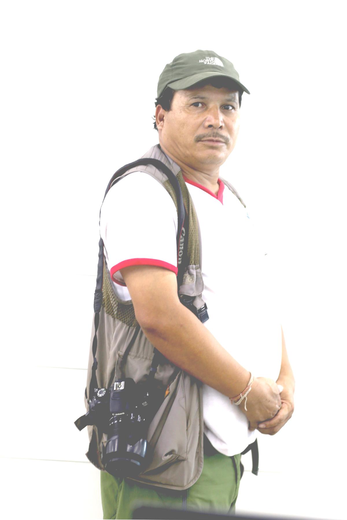 पत्रकार महासंघको केन्द्रिय सदस्यमा हरिहरसिंह राठौरको उम्मेद्वारी