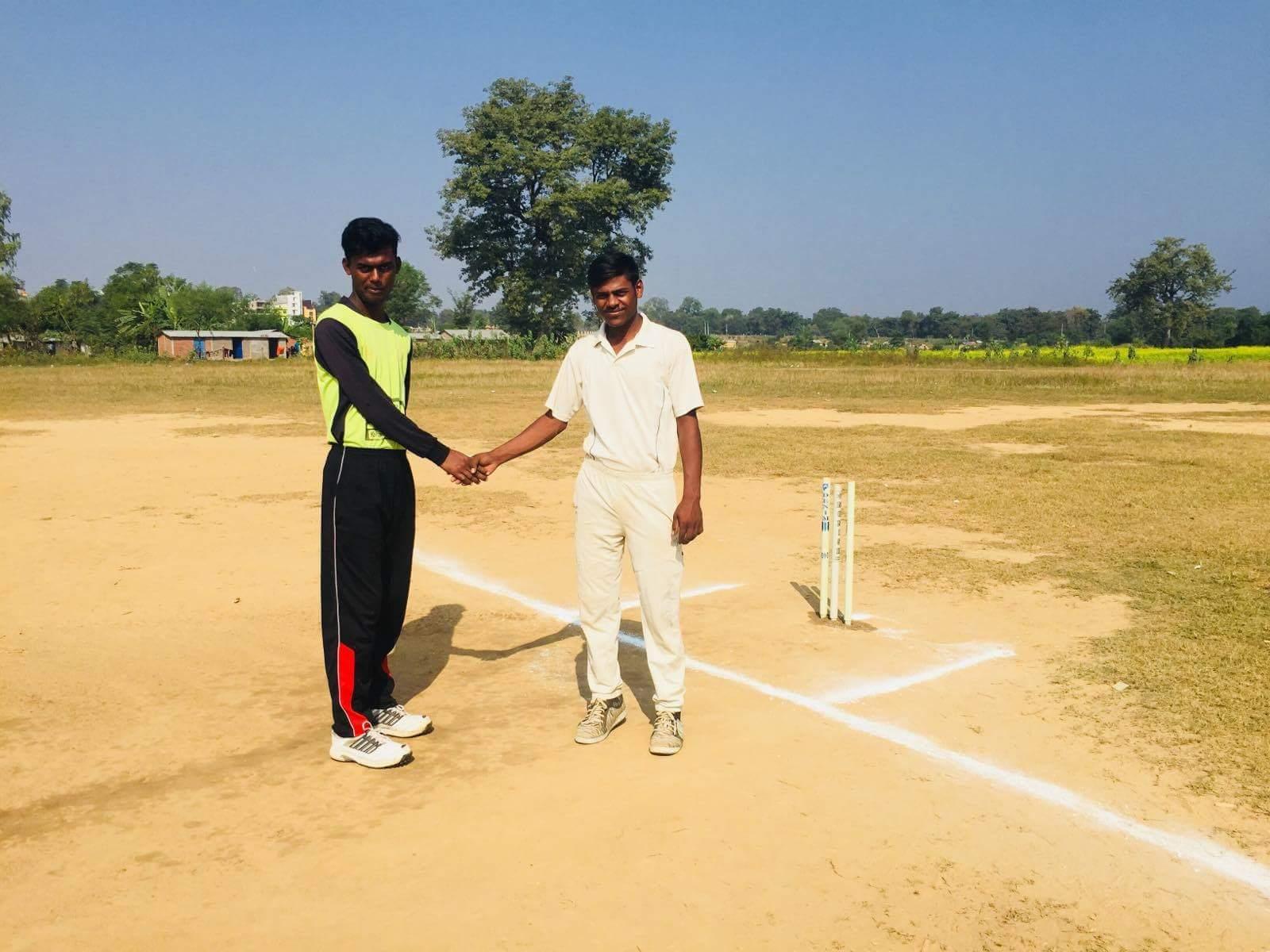मध्य-पश्चिम क्रिकेट क्लबलाई क्रिकेट शृङ्खला