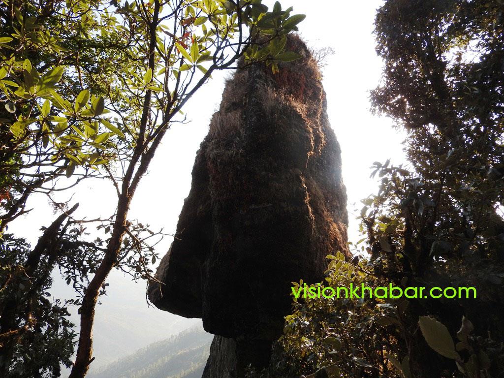पर्यटकीय गन्तव्य वन्दै, मनकामनाकी बहिनी मालिका