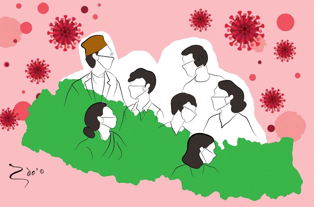 नेपालगन्जका १५ जना संक्रमितलाई आइसोलेसनमा राखियो