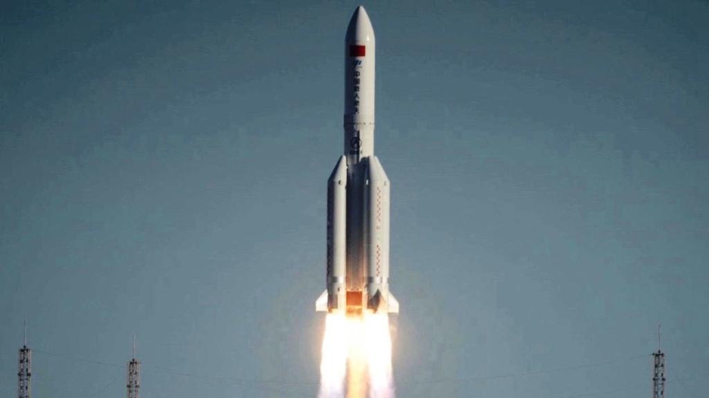 झन् शक्तिशाली बन्दै चीन, विकास गर्यो पुनः प्रयोग योग्य अन्तरिक्ष यान