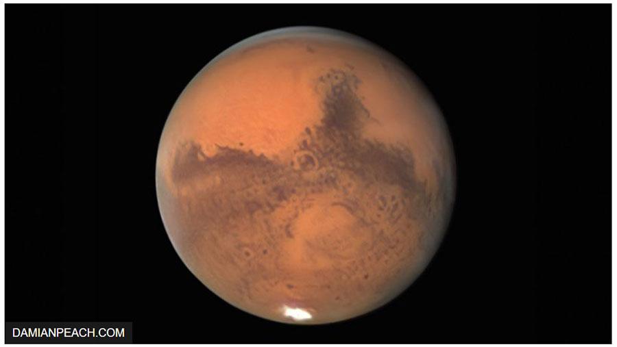 आज मंगल ग्रह र पृथ्वी आमने सामने हुँदै