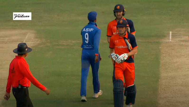 २०६ रन बनाउदा पनि नेदरल्याण्ड्ससँग नेपाल ३ विकेटले पराजित